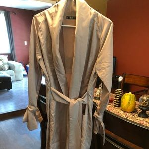 Trench coat from Shein